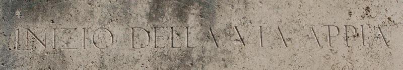 Sempre Dritto – een persoonlijke overpeinzing op de Via Appia Antica
